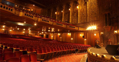 United Palace Theatre Music Venue In New York Oh My Rockness