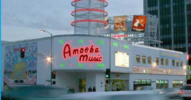 ((Amoeba Music- Hollywood)) Music Venue in Hollywood - Oh ...