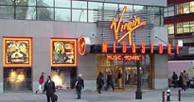 Virgin Megastore Virgin